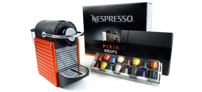 Modelo Canvas Nespresso