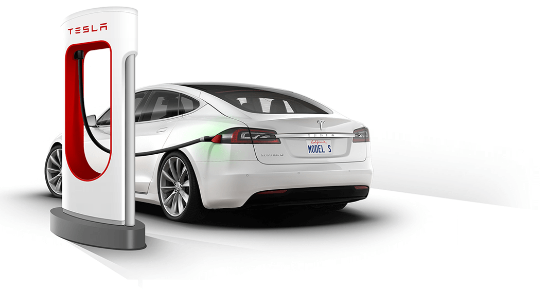 Tesla Super Charger