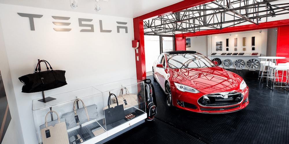 Loja Tesla - Venda Direta