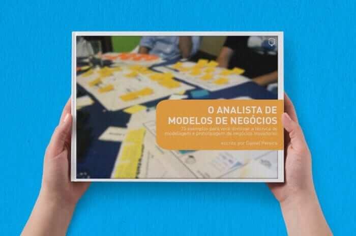 Ebook O Analista de Modelos de Negócios