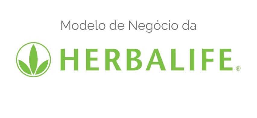 Modelo de Negócio da Herbalife