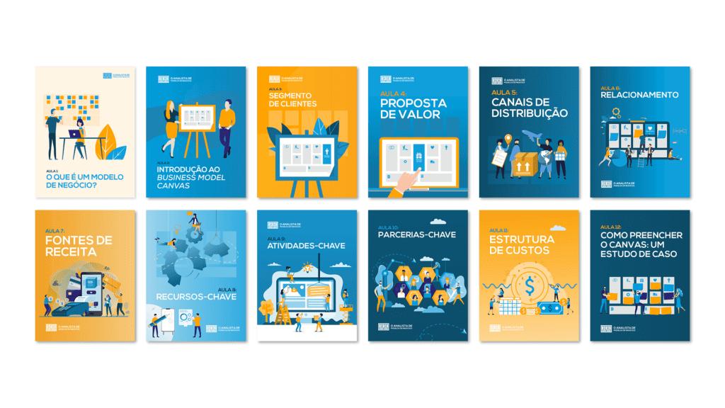 Apostilas do Curso Desenvolvendo Modelos de Negócios com o Business Model Canvas
