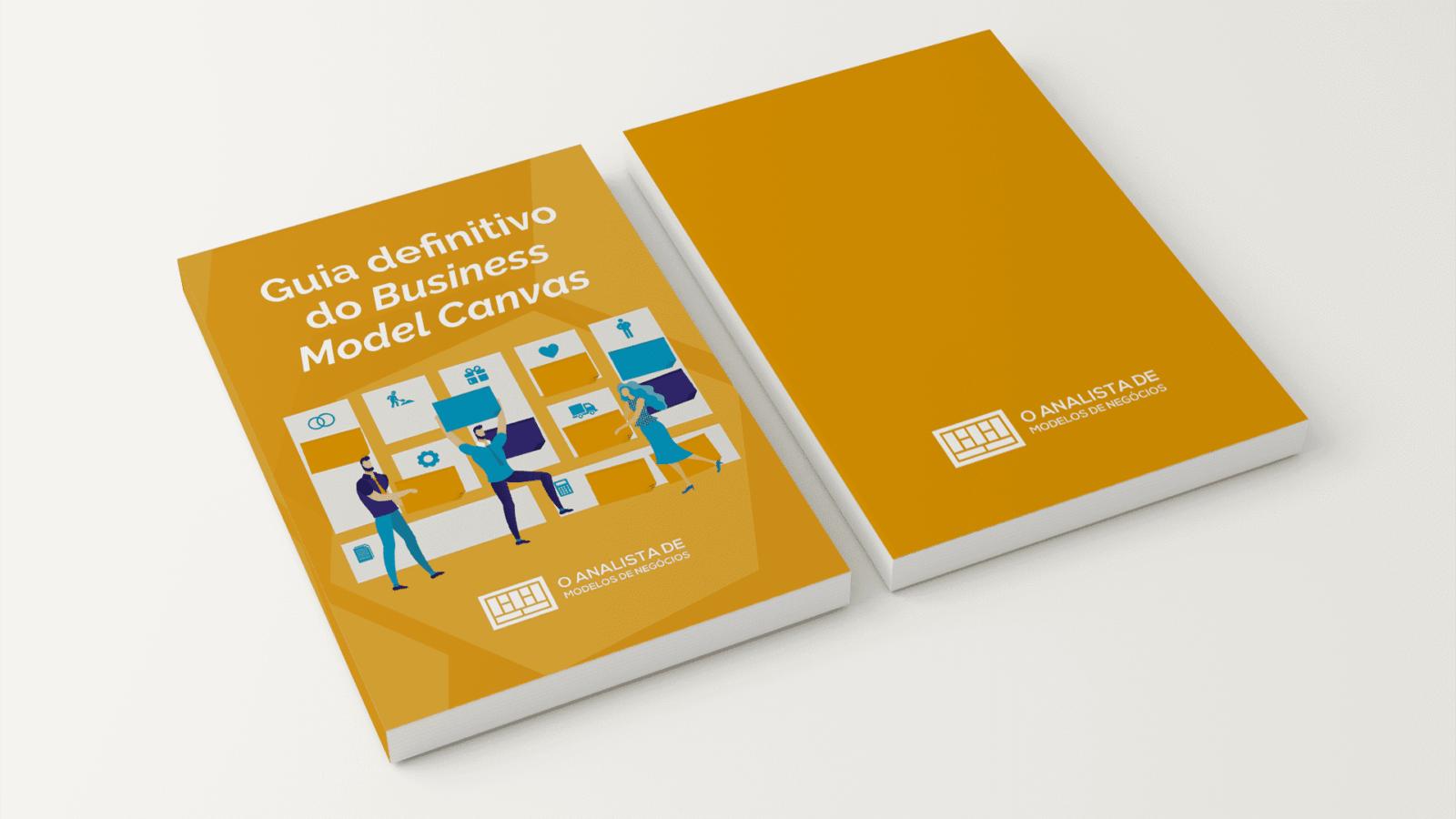 eBook Guia Definitivo do Business Model Canvas