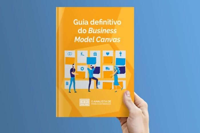 eBook Guia Definitivo Business Model Canvas Capa
