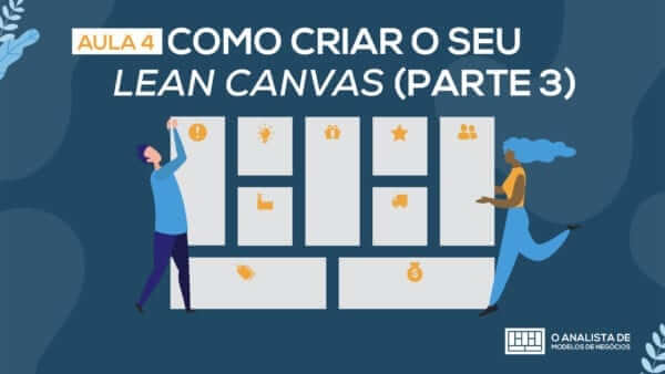 Aula 04 - Curso Lean Canvas