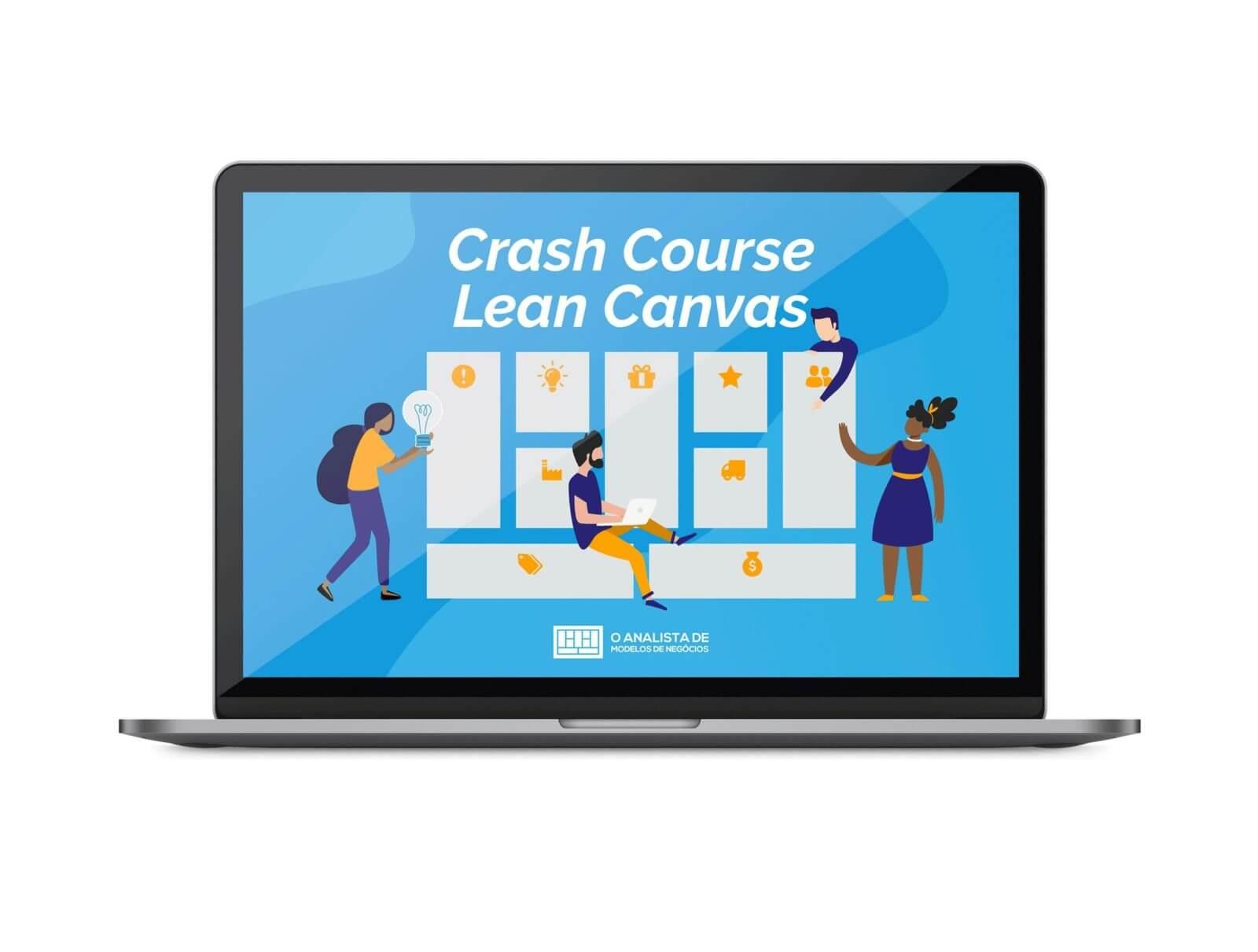 Crash Course sobre Lean Canvas