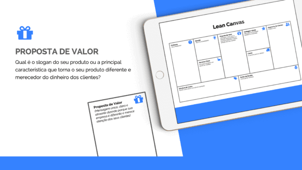 Lean Canvas em PPT Slide50