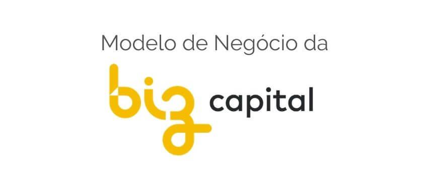 Modelo de Negócio da BizCapital