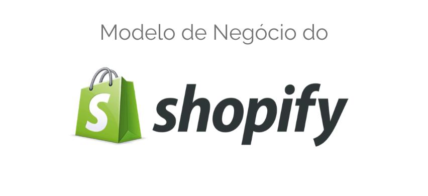 Modelo de Negócio do Shopify