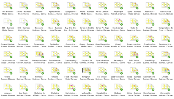 exemplos canvas pdf